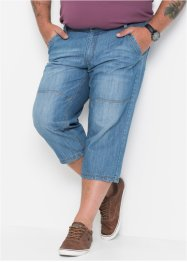 Jeans 3/4 regular fit tapered, John Baner JEANSWEAR