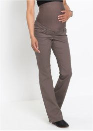 Pantalone prémaman in twill bootcut, bpc bonprix collection