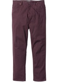 Pantalone elasticizzato 5 tasche regular fit, bpc selection