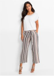 Pantaloni cropped larghi, BODYFLIRT