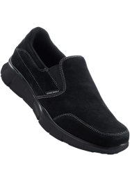 Mocassino in pelle  Skechers con memory foam, Skechers