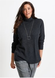 Pullover a collo alto, bpc selection premium