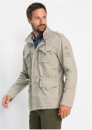 Giacca modello field jacket regular fit, bpc bonprix collection