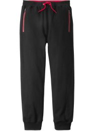 Pantalone in felpa con tasche zippate, bpc bonprix collection