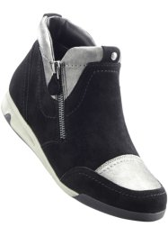 Sneaker comoda in pelle, bpc selection