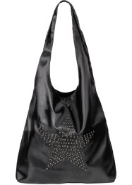 Borsa shopper con borchiette, bpc bonprix collection