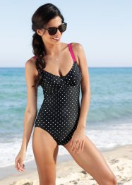 Costume da bagno minimizer con ferretto, bpc bonprix collection