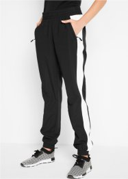Pantalone lungo in microfibra, bpc bonprix collection