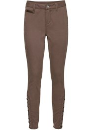 Pantalone in twill con stringature, BODYFLIRT