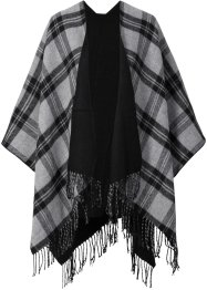 Poncho double face, bpc bonprix collection