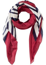 Foulard con disegni geometrici, bpc bonprix collection