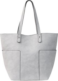 Borsa shopper con tasche, bpc bonprix collection