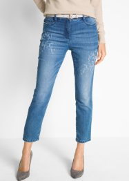 Jeans 7/8 stampato, bpc selection