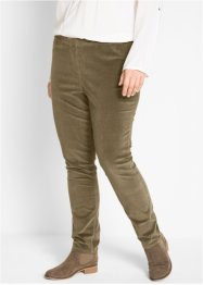 Leggings in velluto elasticizzato, bpc bonprix collection