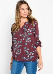 Blusa ampia a manica lunga, bpc bonprix collection