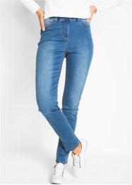 Leggings di jeans ultra elasticizzato a vita alta, bpc bonprix collection