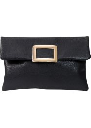 Pochette con fibbia dorata, bpc bonprix collection