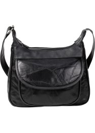 "Borsa in pelle ""Patch color"", bpc bonprix collection"