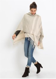 Poncho in tessuto, bpc bonprix collection