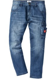 Jeans regular fit tapered, John Baner JEANSWEAR