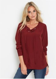 Blusa con stringhe, bpc selection