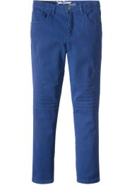 Pantalone slim fit in stile biker, John Baner JEANSWEAR