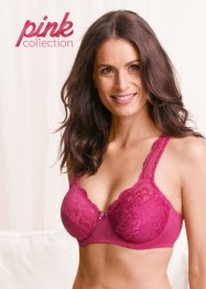 Reggiseno minimizer Pink Collection, bpc selection
