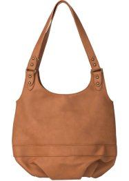 Borsa in similpelle, bpc bonprix collection