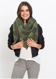 Foulard a triangolo XXL, bpc bonprix collection