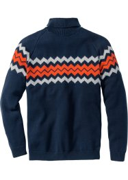 Pullover a collo alto regular fit, bpc bonprix collection