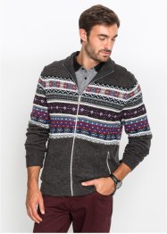Cardigan in stile norvegese regular fit, bpc selection