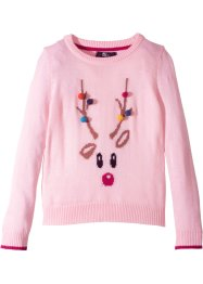 Pullover con alce, bpc bonprix collection