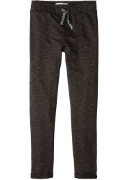 Pantalone in felpa melange, bpc bonprix collection