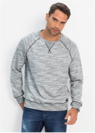 Felpa con maniche a raglan regular fit, bpc bonprix collection