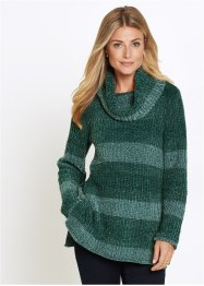 Pullover in ciniglia a collo alto, bpc selection