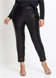 Leggings con paillettes, bpc selection premium