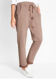 Pantalone in felpa boyfriend Maite Kelly, bpc bonprix collection