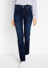 Jeans push up elasticizzato dritto, bpc bonprix collection