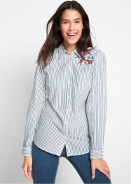 Camicia ricamata, bpc bonprix collection