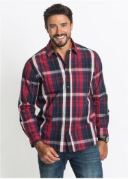 Camicia a quadri regular fit, John Baner JEANSWEAR