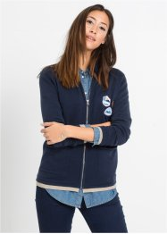 Cardigan 2 in 1, John Baner JEANSWEAR