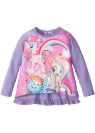 "Maglia lunga con ruches ""MY LITTLE PONY"", My little Pony"