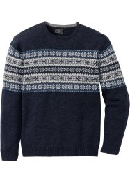 Pullover in stile norvegese regular fit, bpc selection