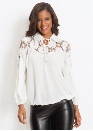 Blusa con colletto, BODYFLIRT boutique