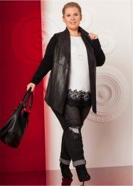 Jeans in look usato Maite Kelly, bpc bonprix collection