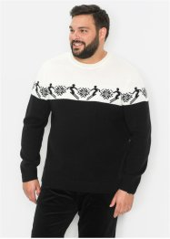 Pullover in misto lana regular fit, bpc bonprix collection