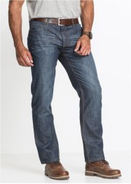 Jeans termico regular fit straight, John Baner JEANSWEAR