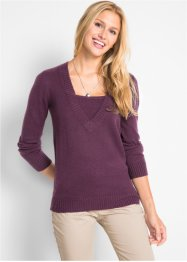 Pullover (pacco da 2), bpc bonprix collection