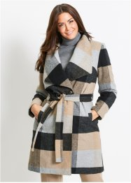 Cappotto con cintura, bpc selection