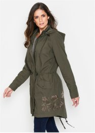 Parka ricamato, bpc selection